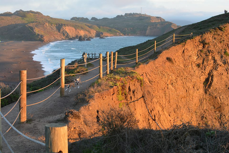 Marin Headlands, California Photo